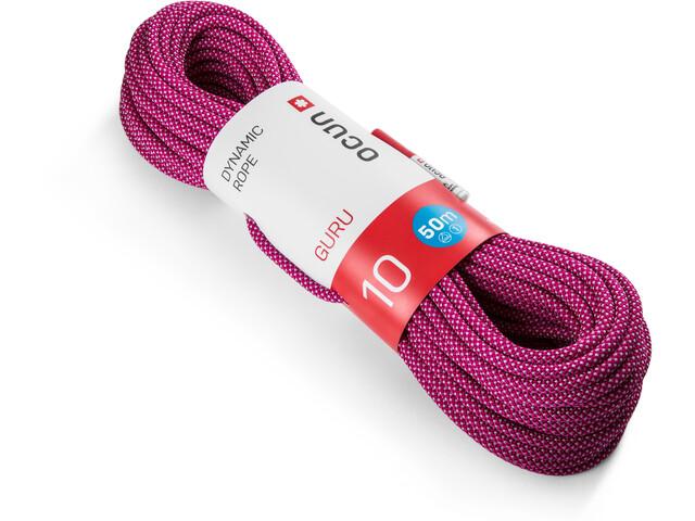 Ocun Guru Cuerda 10mm 50m, violet